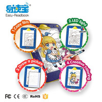 2015 adjustable drawing board , Writing board ,Drawing board.Newest 2015 drawing smart board,Children gift