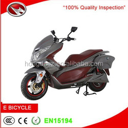 2015 china two wheel high speed stand up electric scooter, sport electric motorcycle for sale