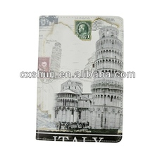 2013 Tablet Accessories PU Leather Case For iPad Air