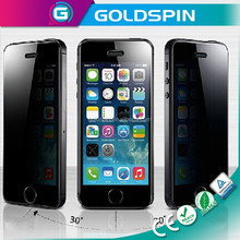 Trade ASSURANCE Supplier!GOLDSPIN 3M Privacy Screen Protector For iPhone 5s