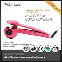 Pro Nano Titanium Magic Hair Curling Iron Automatic Brazilian Hair Curlers