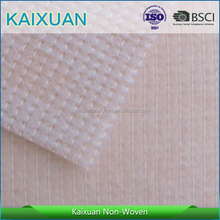 100% polyester stitch bond fabric for packaging and shopping bags/RPET non woven stitchbond fabric