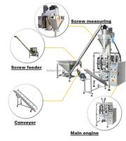 Chinese supplier infant formula milk bag packaging machine DS-320DZ