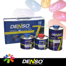 DENSO CAR PAINT A3800 Polyester CLEAR COAT FOR