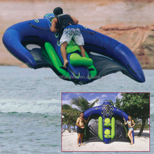 Customized Towable Inflatable Flying Manta Ray Rider with factory price