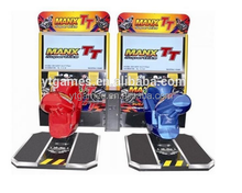 42 LCD Maxx TT car racing game machine for hot sale