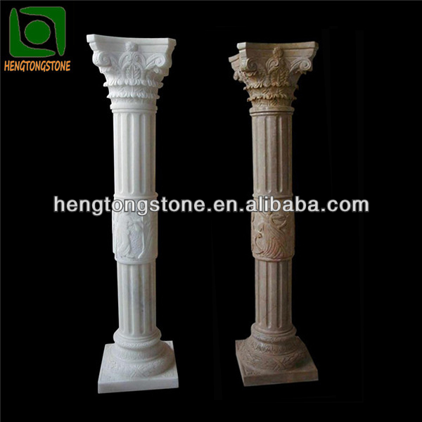 Decorative Columns Product : Marble indoor decorative columns for sale buy