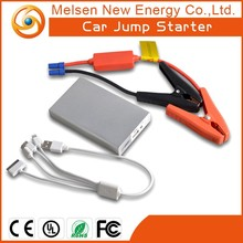 2015 hot sell new products portable multi-function car jump starter power bank 6000mah ,car accessories,auto parts