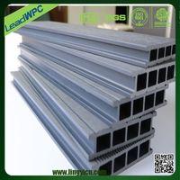 wpc anticorrosion wood plastic flooring rubber composite decking
