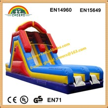 Inflatable water slide, inflatable slide for sale