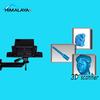 Healthy to human body Himalaya cheap photogrammetry 3d scanner