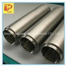 ASTM B861 titanium pipe /tube