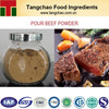 natura pure beef meat protein flavor powder