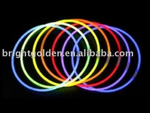 22 inches glow stick light necklace for holiday