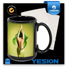 Yesion 2015 Hot Sales! Cheap A4 Inkjet Water Transfer Paper/ Clear and White Water Slide Decal Paper