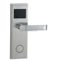 Electronic Door Lock Hotel Card Key Door Lock System Stainless Steel Rfid Card Door Lock