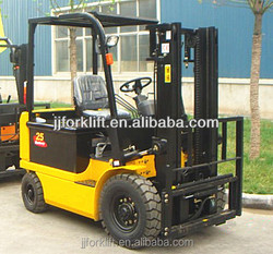 Battery Forklift CPD30 Jiangsu China electric forklift price electric motor 48v 7kw