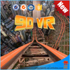 2015 hot sale VR 9D Egg Cinema Simulator 9d cinema with Roller coaster games for Playing house