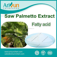 Factory Supply Saw Palmetto Extract 45% Fatty Acid Powder