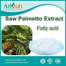 Factory Supply Saw Palmetto Extract 45% Fatty Acid Powder