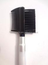 Factory price brow comb brush,pretty single brow comb brush