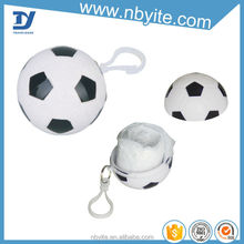 plastic ball poncho for promotion