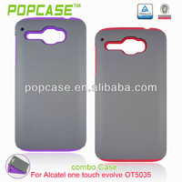hard shell phone case for alcatel ot5035 cover