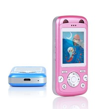 Free shipping Ibaby Q9M quad band kids mobile phones support story mp3