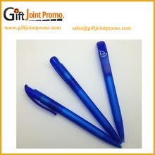 Hot sales Cheap Blue Hotel Plastic Ball Pen