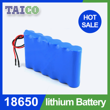 Rechargeable High Performance 18650 battery 12V 4000 Li Battery for Medical Device
