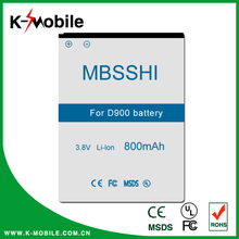 for samsung sdi li-ion 800mAh battery pack for samsung D900 D908 D908i E488 E498 E690 E780 E788 M359 battery
