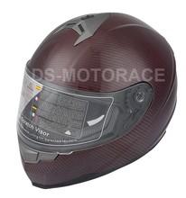 Custom safety helmet with ECE/DOT approval