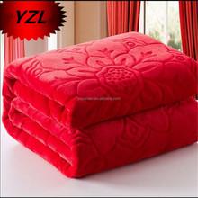 polyester blanket 2 ply rug