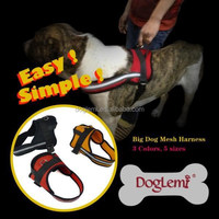 1pc 3 Colors 5 Sizes Available High Quality Mesh Dog Harness,Puppy Comfort Harness