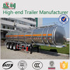 ALCOA Aluminum(5454) Fuel Tanker Trailer With SASO Certificate