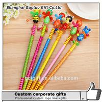 Wholesale Cartoon Smart Wood Pencil