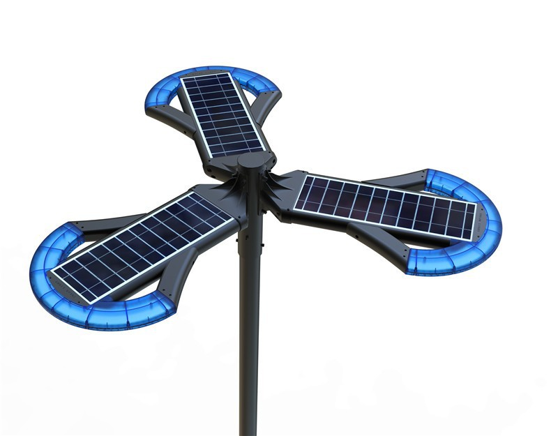 New Decorative Outdoor Solar Energy Lawn Light For Garden