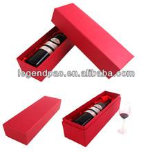 Top sale popular custome cardboard wine packaging