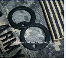 Dog Tag Silicone Rubber Frame Silencer To Protect Dog Tags