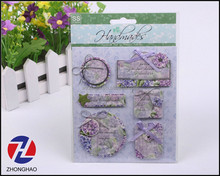 New arrived fashion wholesale new design 3d greeting card