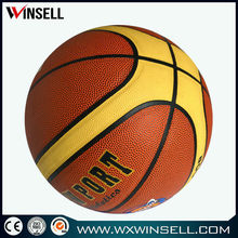 New exercise training basketball for competition