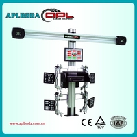 with 3D technical 3D Wheel Alignment Machine