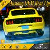 Carbon Fiber Mustang Rear Bumper Lip for Ford Mustang 2015UP