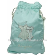 2014 Satin Lingerie Bag