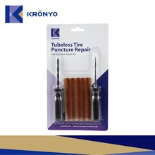 KRONYO v15 tire repair equipment used for car and moto z34