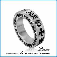 black diamond men's wedding band ring