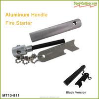 MT10-811 Multi function Aluminum handle firesteel