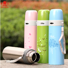 Fuguang high grade BJ002-500 500ml vacuum stainless steel thermos bottle caps