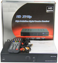 Full HD X110p High Definition Combo Receiver