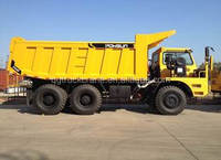 40 ton off-road dump truck 40t mining automatic transmission dump truck